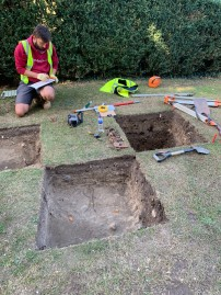 Final Week of Archaeological Digging 06-08-2019
